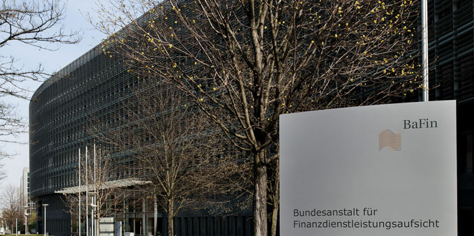 Foto BaFin Gebäude Frankfurt am Main