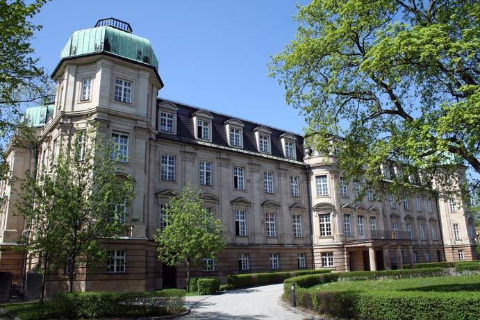 Foto: Gebäude des Bundesfinanzhofs in München