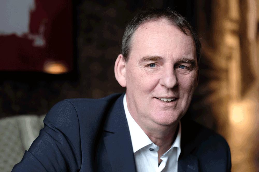 Portrait Rechtsanwalt Olaf Schubert - Sanierungs- und Insolvenzberater