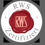 Siegel RWS Zertifizierung Restrukturierungs- und Sanierungsexperte
